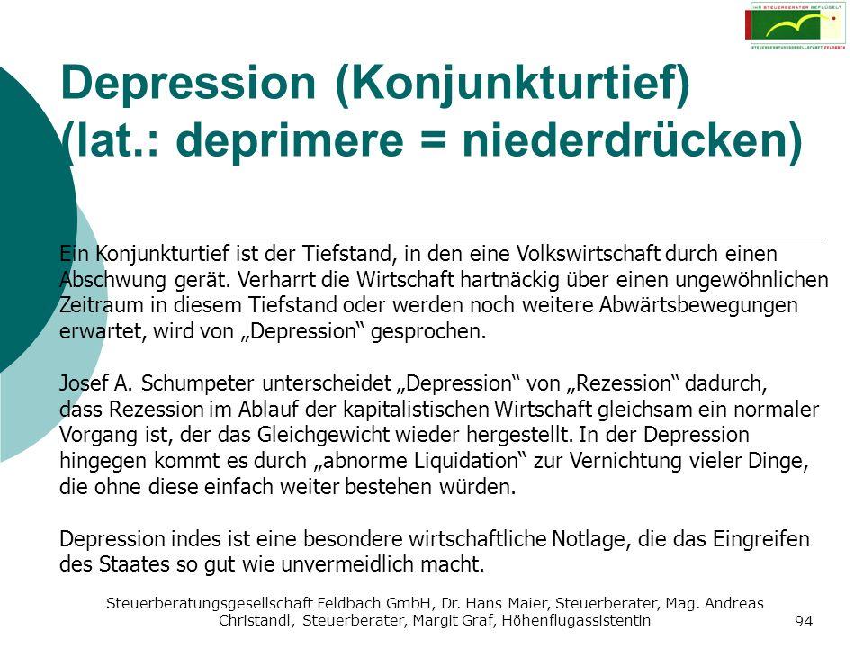 Steuerberatungsgesellschaft Feldbach GmbH, Dr. Hans Maier, Steuerberater, Mag. Andreas Christandl, Steuerberater, Margit Graf, Höhenflugassistentin 94