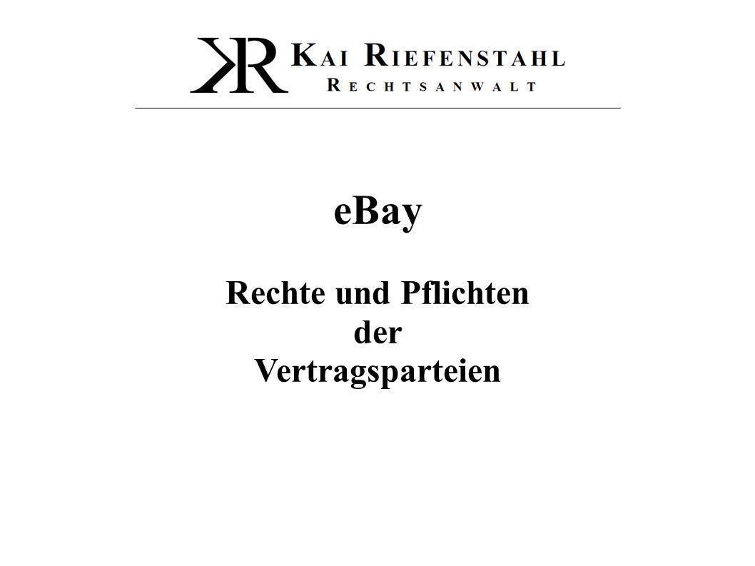 Rechtsanwalt Kai Riefenstahl, Heinitzstr.