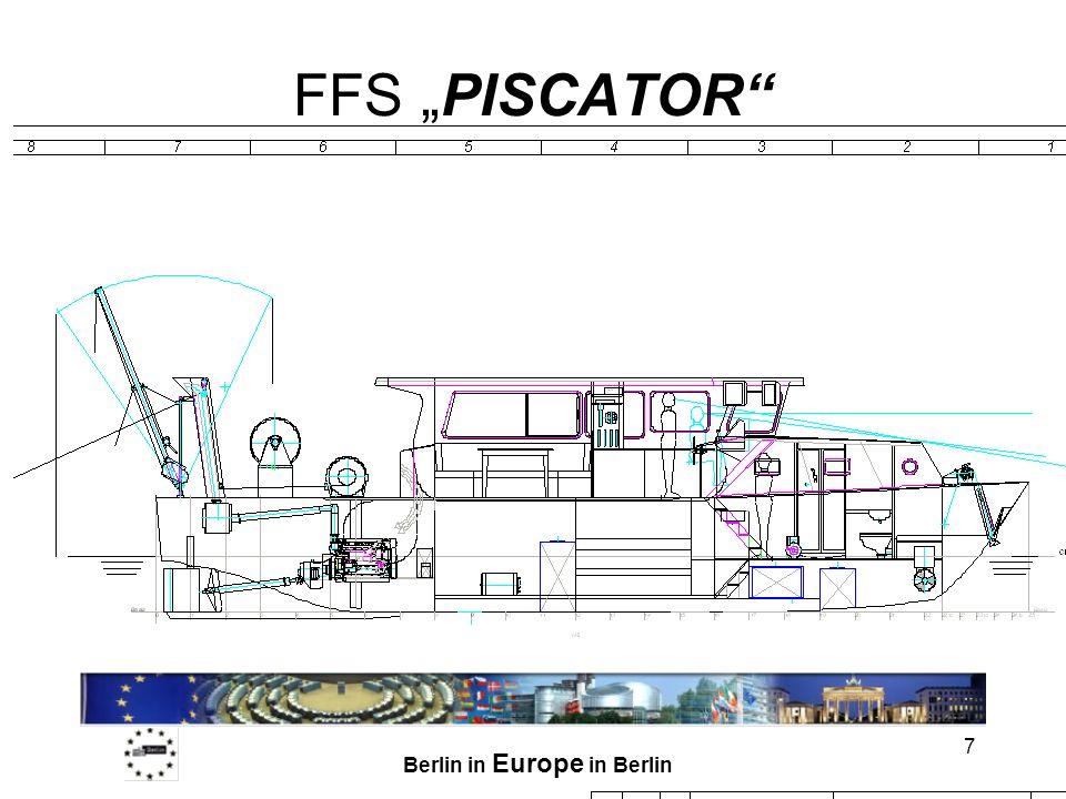 Berlin in Europe in Berlin 7 FFS PISCATOR
