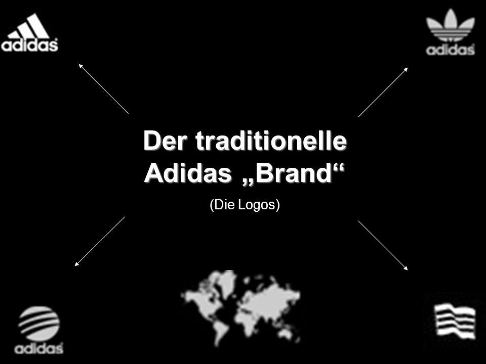 Der traditionelle Adidas Brand (Die Logos)