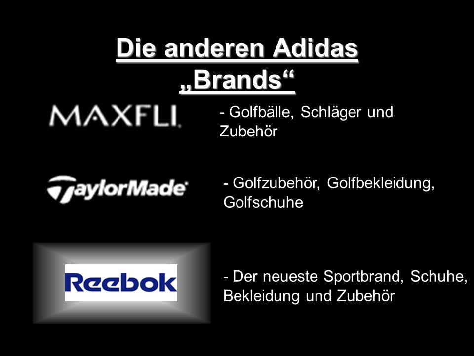 Die anderen Adidas Brands - Golfbälle, Schläger und Zubehör - Golfzubehör, Golfbekleidung, Golfschuhe - Der neueste Sportbrand, Schuhe, Bekleidung und