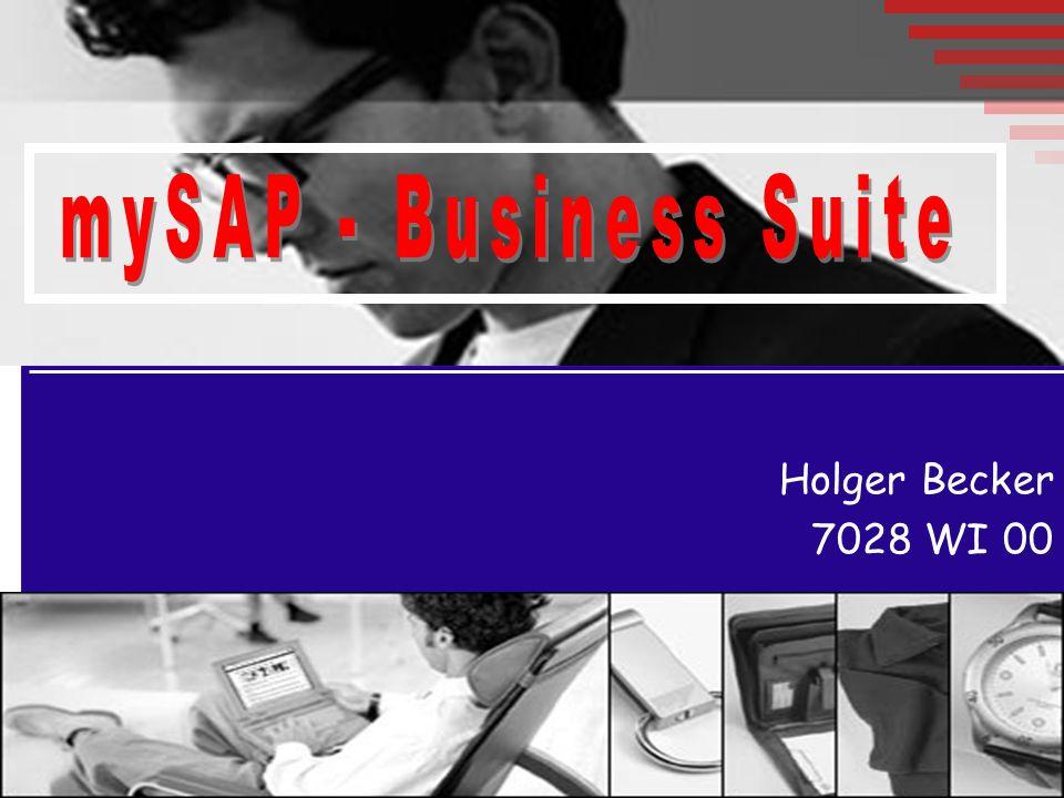 Übersicht 1 SAP – Firmenprofil 2 mySAP 3 Bestandteile 4 Unterschiede zu SAP R/3 5 Anwendung 6 Fazit