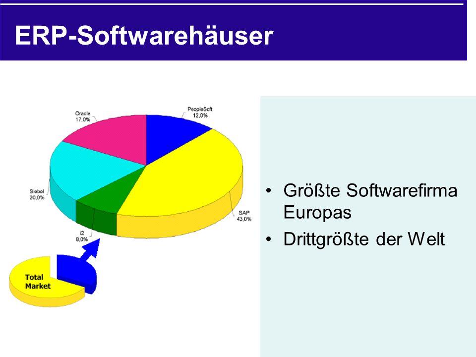 Aufbau von mySAP ClientBrowser WAS Web-Application-Server SAP DB