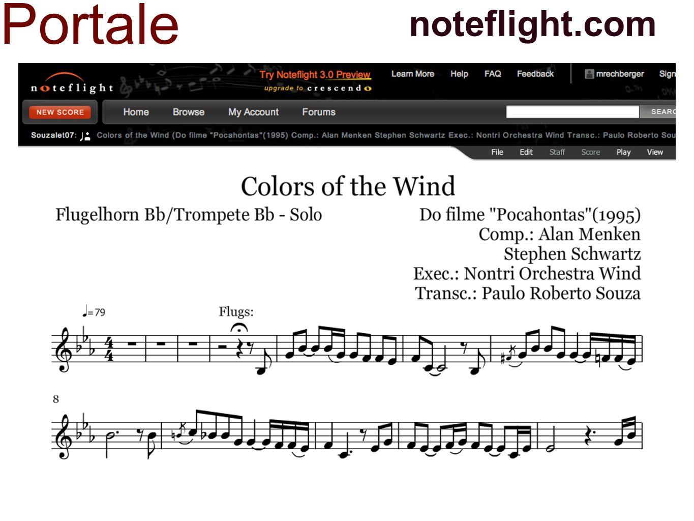 Komponisten - Websites Rudolf Bodingbauer Manfred Rechberger gratisnoten.at...