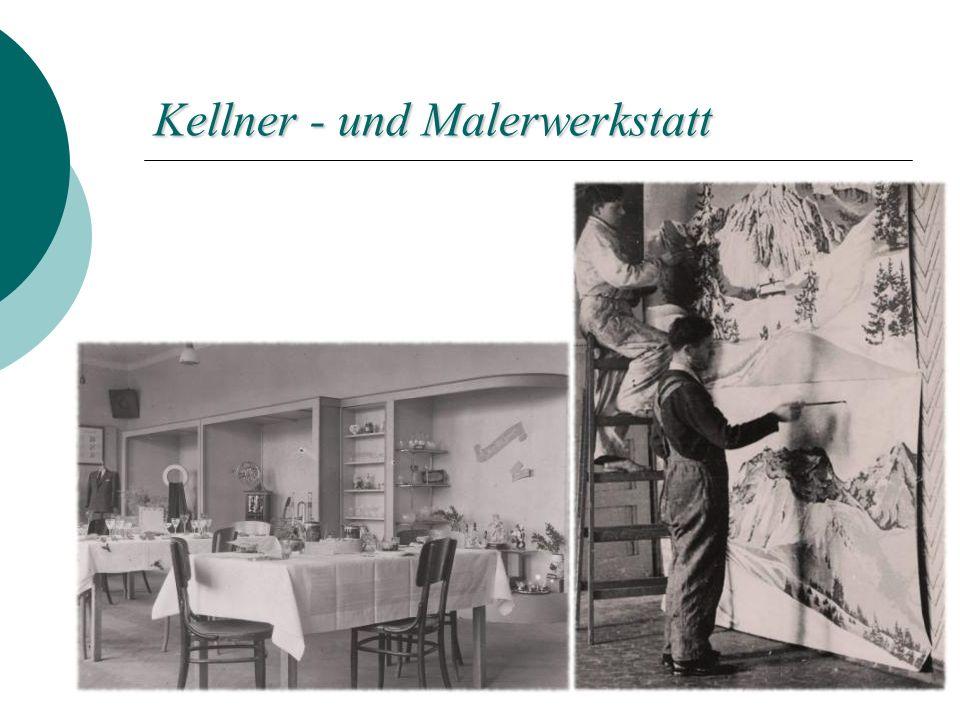 Kellner - und Malerwerkstatt