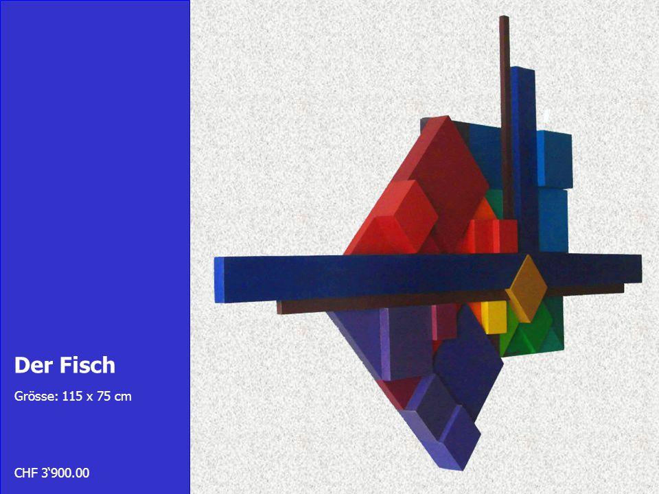 Strukturen Grösse: 60,5 x 60,5 cm CHF 2800.00