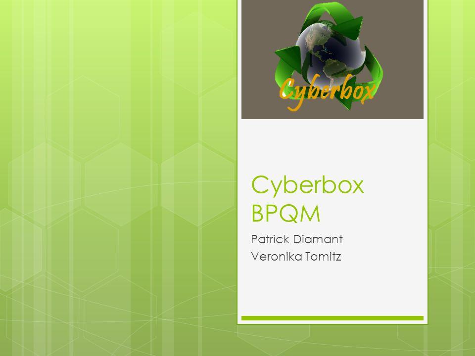 Cyberbox BPQM Patrick Diamant Veronika Tomitz