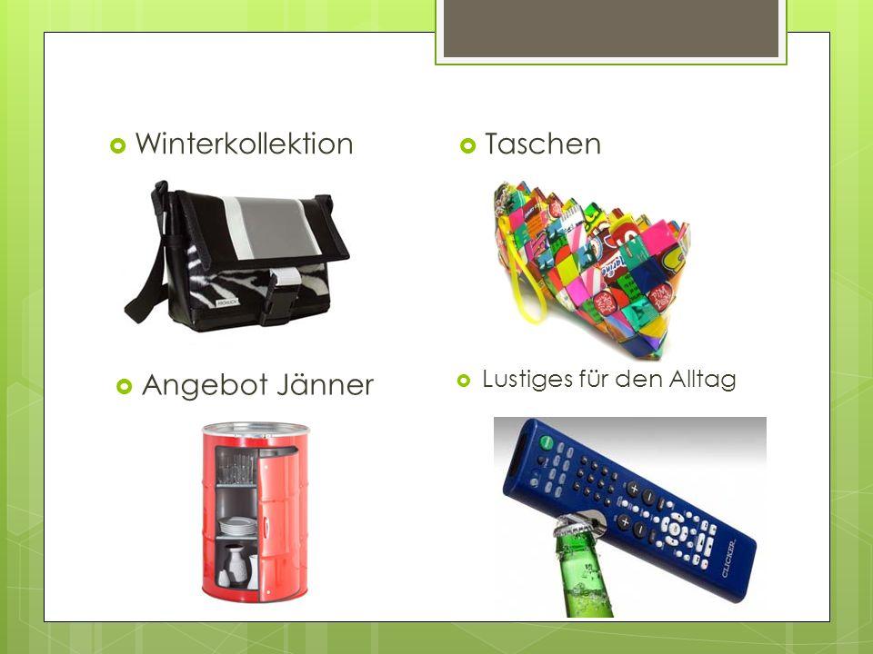 Winterkollektion Taschen Angebot Jänner Lustiges für den Alltag