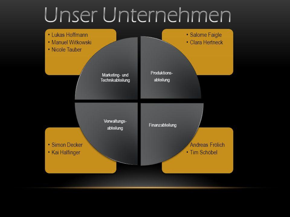 AUFGABENBEREICHE Die Mitarbeiter der Verwaltungsabteilung müssen organisiert, zuverlässig und ordentlich sein.