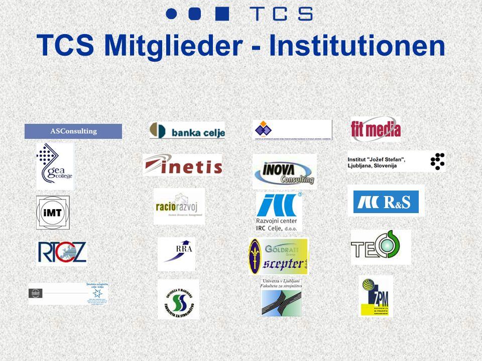 TCS Mitglieder - Institutionen