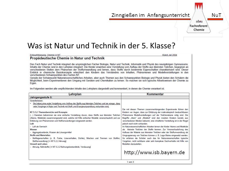 Zinngießen im Anfangsunterricht NuT Und die Kosten? http://www.goyax.de/zinn
