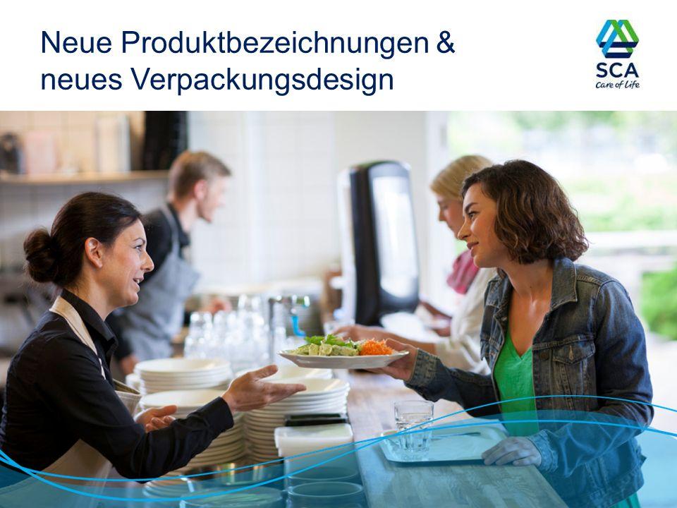 Neue Produktbezeichnungen & neues Verpackungsdesign Table Top Migration 12th of Sept 2013, Launches 1st of Jan, 20147