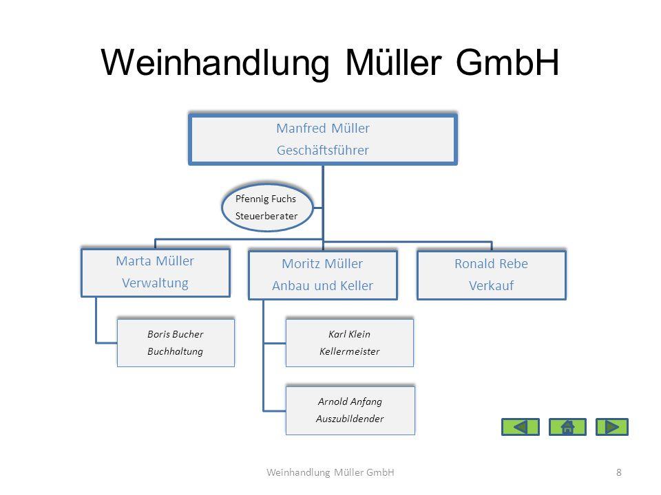 Der Wein Reben pflanzen Wein ausbauen Wein genießen Lebensqualität steigern Weinhandlung Müller GmbH9