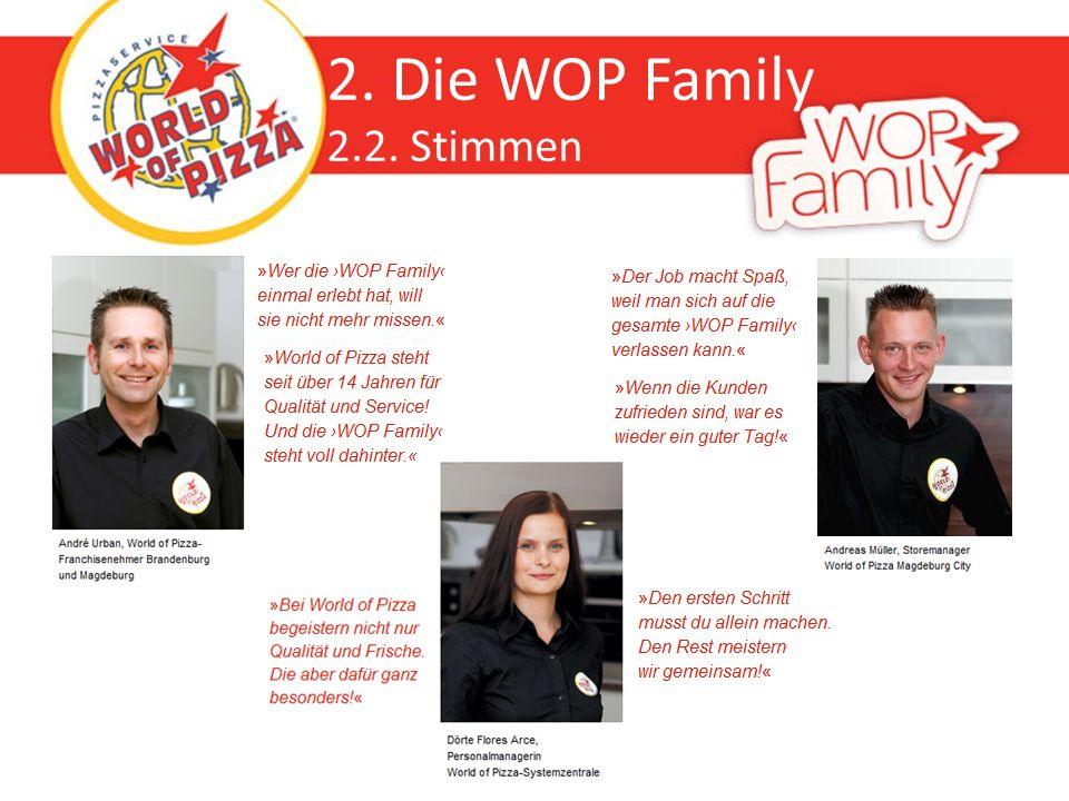 2.Die WOP Family 2.3.