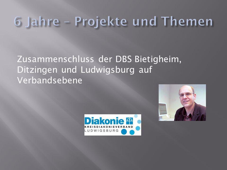 Zusammenschluss der DBS Bietigheim, Ditzingen und Ludwigsburg auf Verbandsebene