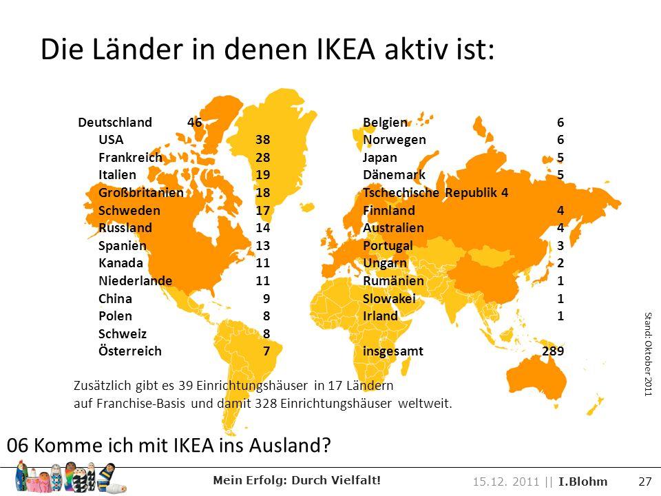 Deutschland 46 USA38 Frankreich28 Italien19 Großbritanien18 Schweden17 Russland14 Spanien13 Kanada11 Niederlande11 China9 Polen8 Schweiz8 Österreich7