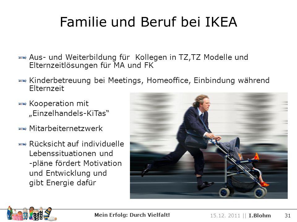 Aus- und Weiterbildung für Kollegen in TZ,TZ Modelle und Elternzeitlösungen für MA und FK Kinderbetreuung bei Meetings, Homeoffice, Einbindung während