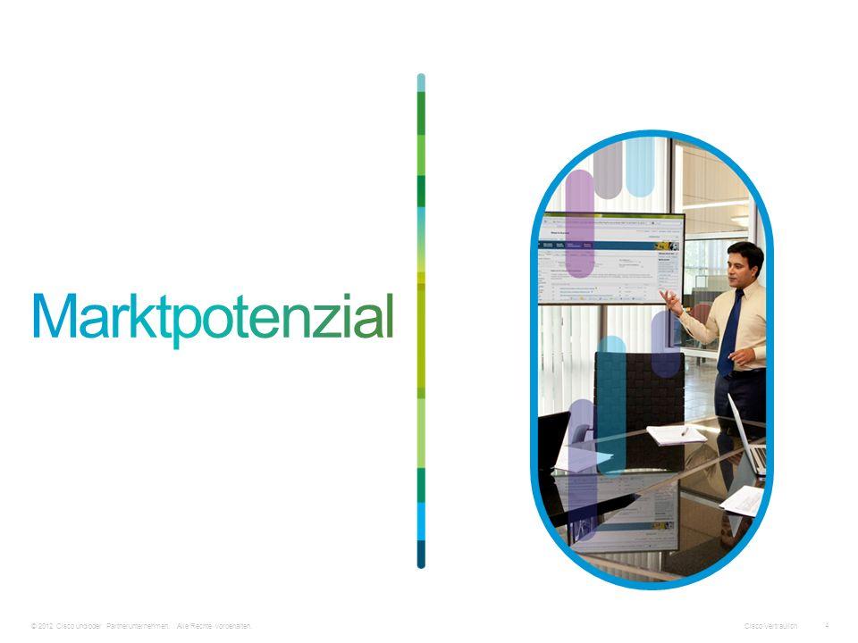 © 2012 Cisco und/oder Partnerunternehmen. Alle Rechte vorbehalten. Cisco Vertraulich 4