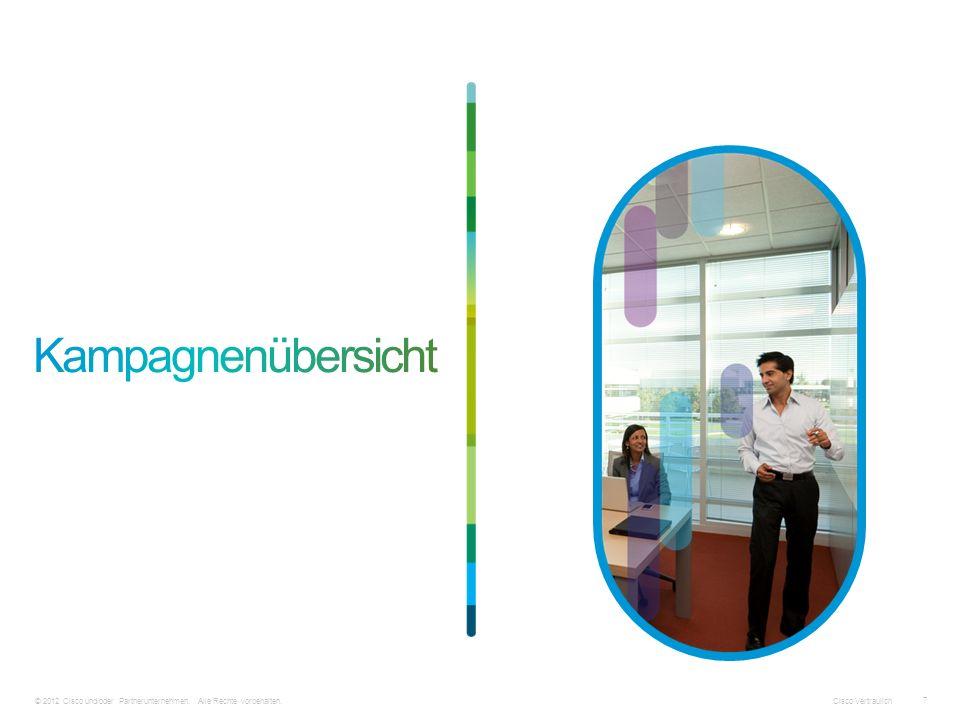 © 2012 Cisco und/oder Partnerunternehmen. Alle Rechte vorbehalten. Cisco Vertraulich 7