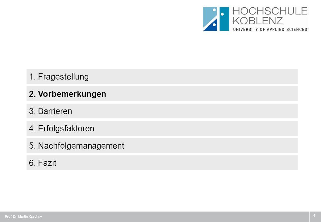Besonderes Umfeld des Familienunternehmens 25 Familienunternehmen Familie Eigentum Führung Unternehmen Quelle: Klein (2004), S.