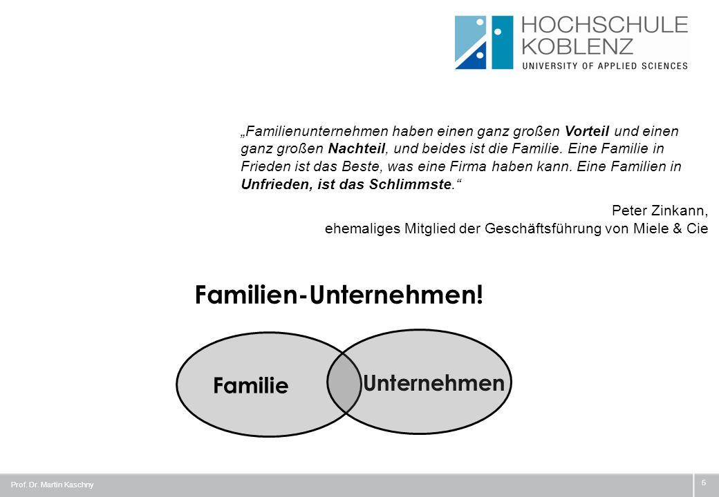 5 Familienunternehmen haben einen ganz großen Vorteil und einen ganz großen Nachteil, und beides ist die Familie. Eine Familie in Frieden ist das Best