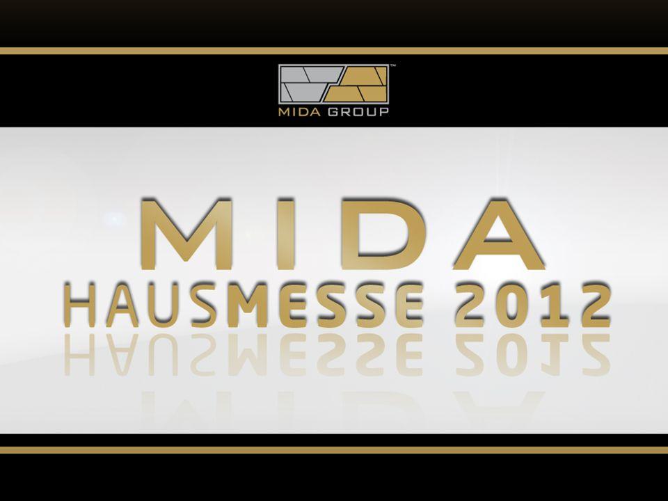 zur Hausmesse der Mida Group und Markteinführung der Branded Gold GmbH Kurzexposé
