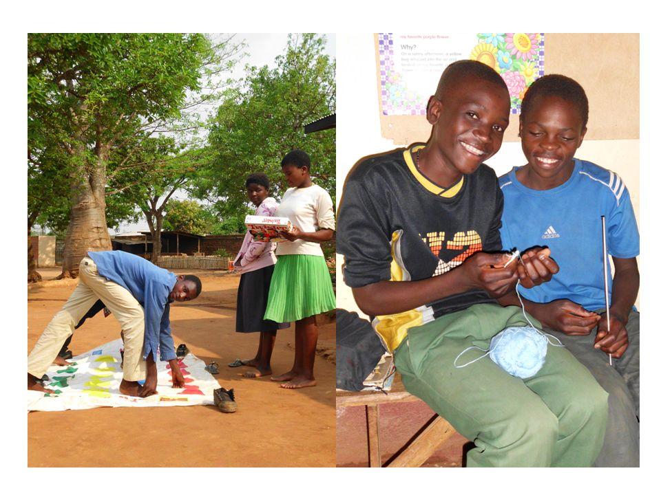Wir sammeln Geld für sichere Unterkünfte für unserere ärmsten Schüler…