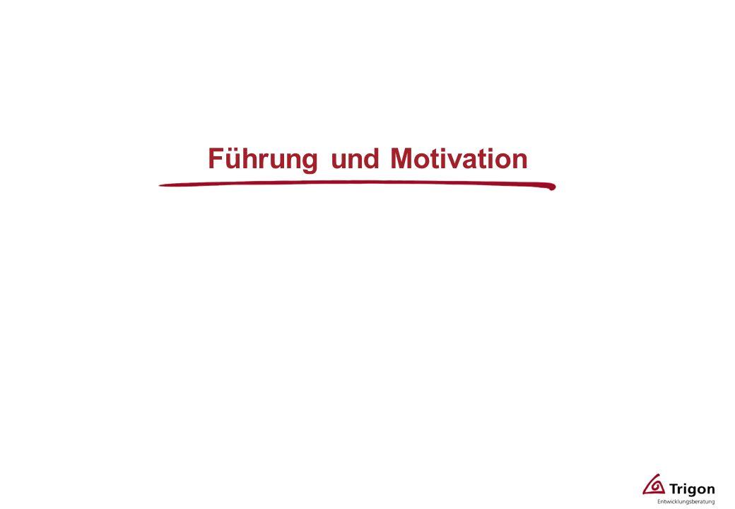 Führung und Motivation