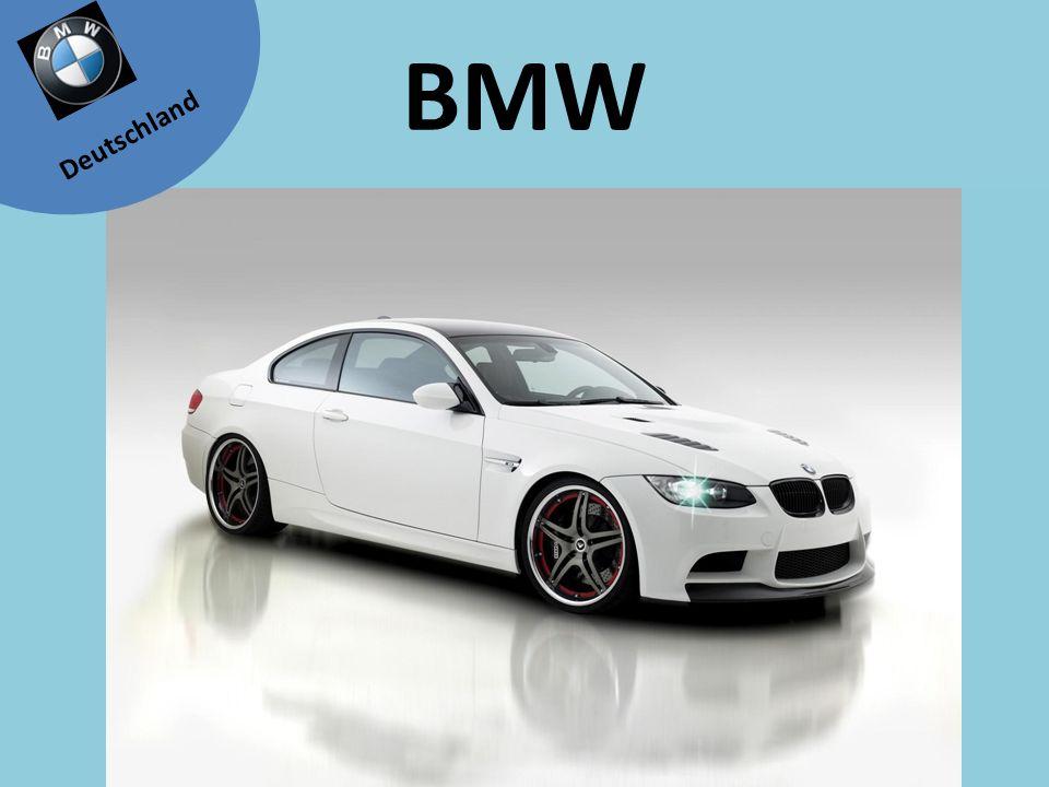 BMW Hauptsitz: München Vorgänger: Rapp Motorenwerke GmbH 1917: BMW GmbH 1918: BMW AG 1.
