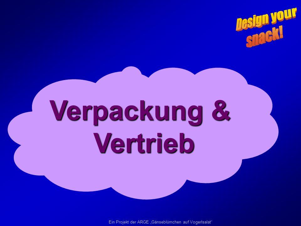 Ein Projekt der ARGE Gänseblümchen auf Vogerlsalat Verpackung & Vertrieb