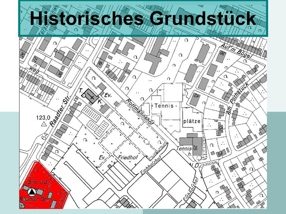 Historisches Grundstück