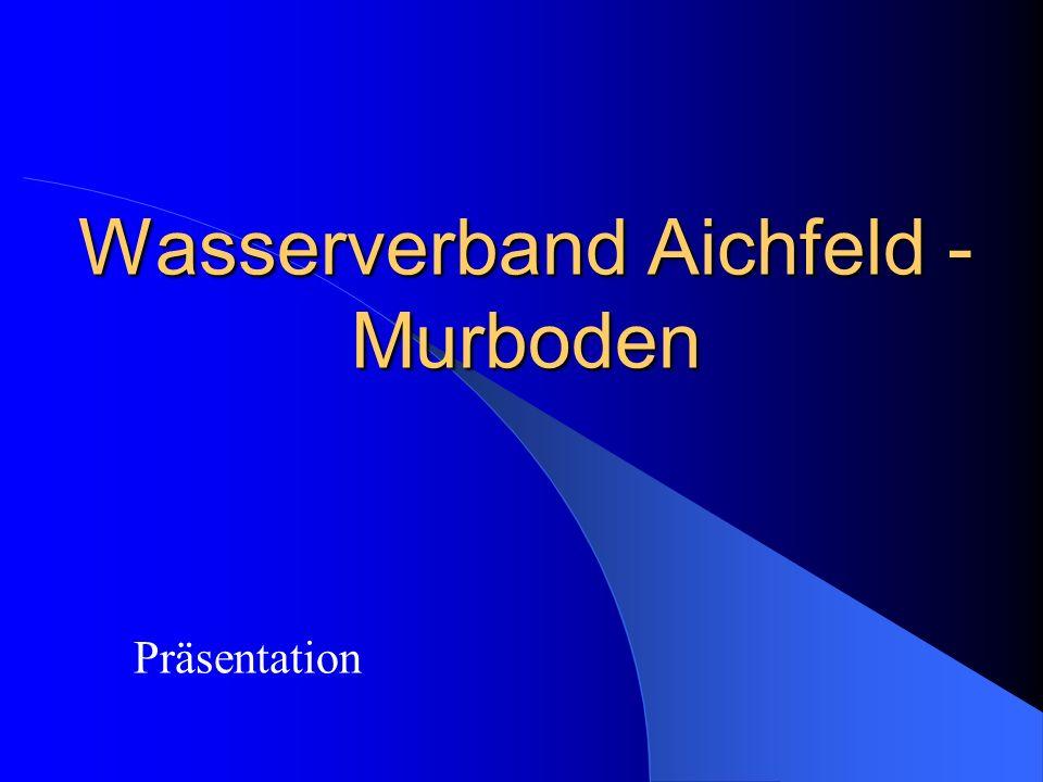 Wasserverband Aichfeld - Murboden Präsentation