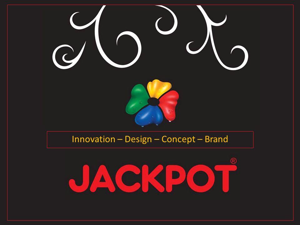 Jackpot`s Vision ist es, in Zusammenarbeit mit innovativen Kunden neue erfolgreiche Lösungen zu finden.