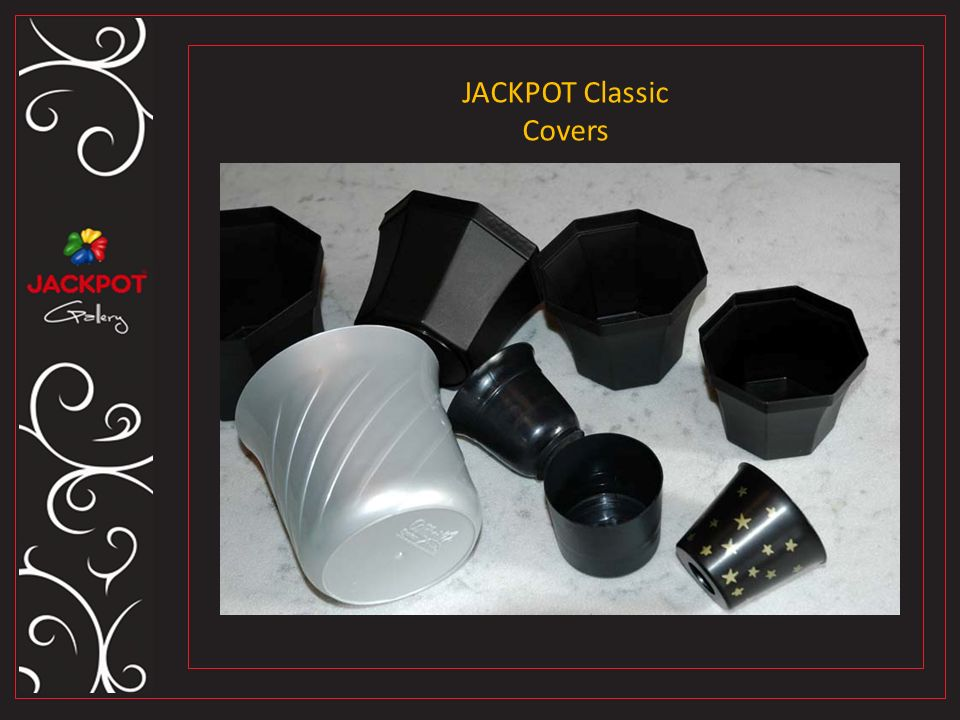 JACKPOT Classic Covers
