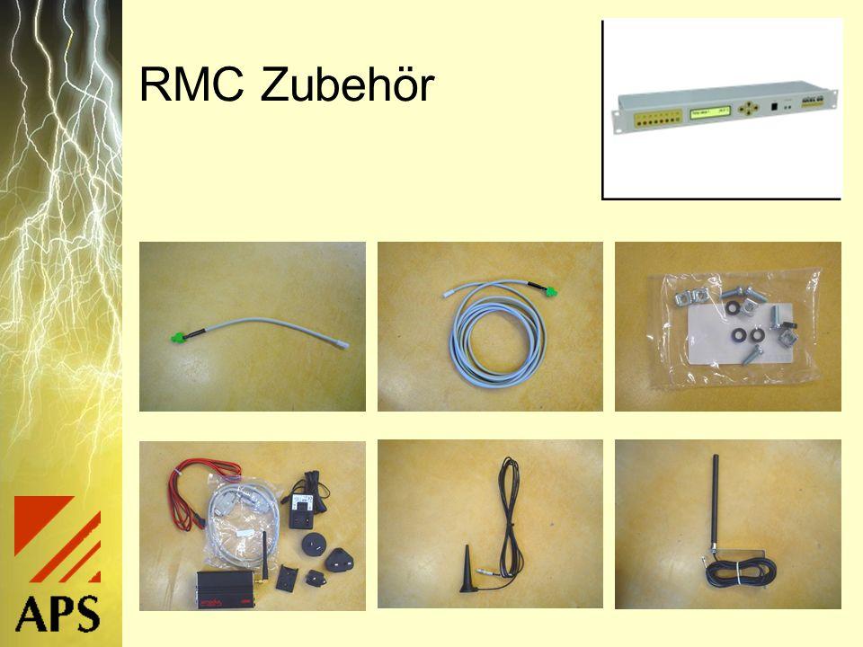 RMC Zubehör