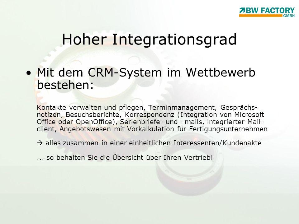 Integration grafische Planung Projektplanung Kapazitäts- & Auslastungsplanung Einsatzplanung Z.B.