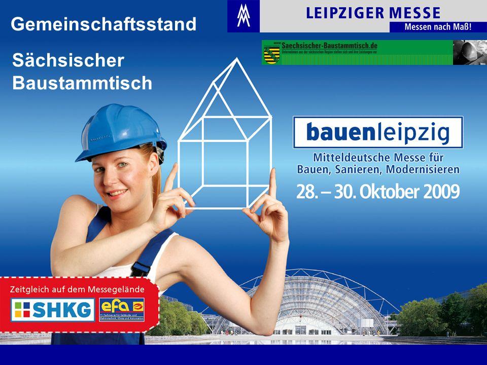 www.bauenleipzig.de Das Präsentationskonzept Die Situation Effizientes Handeln muss Kräfte bündeln.