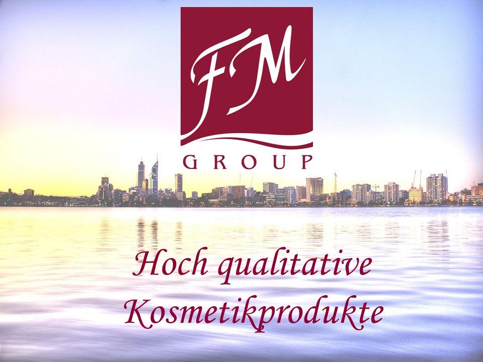 Die Firma Die Firma FM Group World startete mit dem Verkauf ihrer Produkte im September 2004 auf Basis der Mehrbereichsvermakrtung.