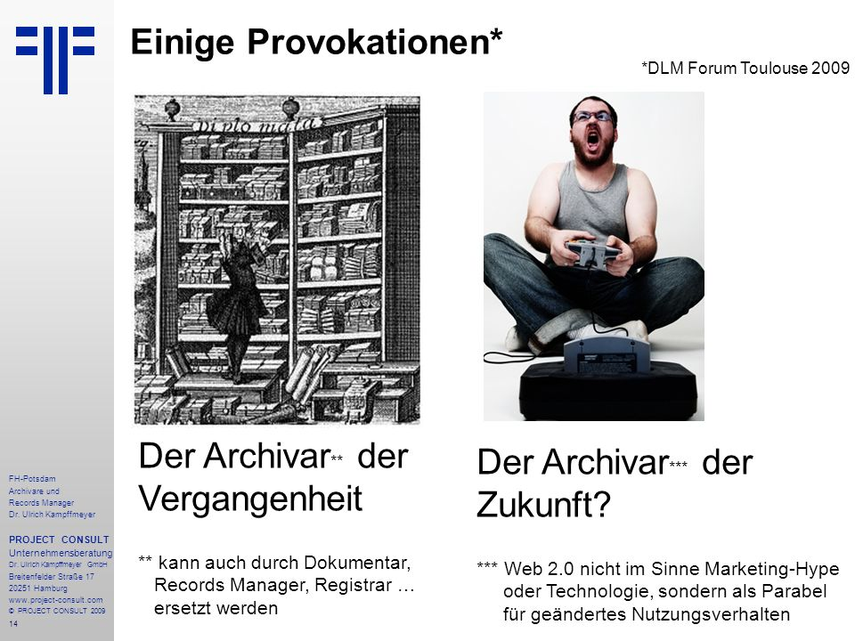 14 FH-Potsdam Archivare und Records Manager Dr.