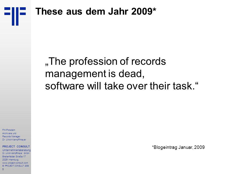 6 FH-Potsdam Archivare und Records Manager Dr.
