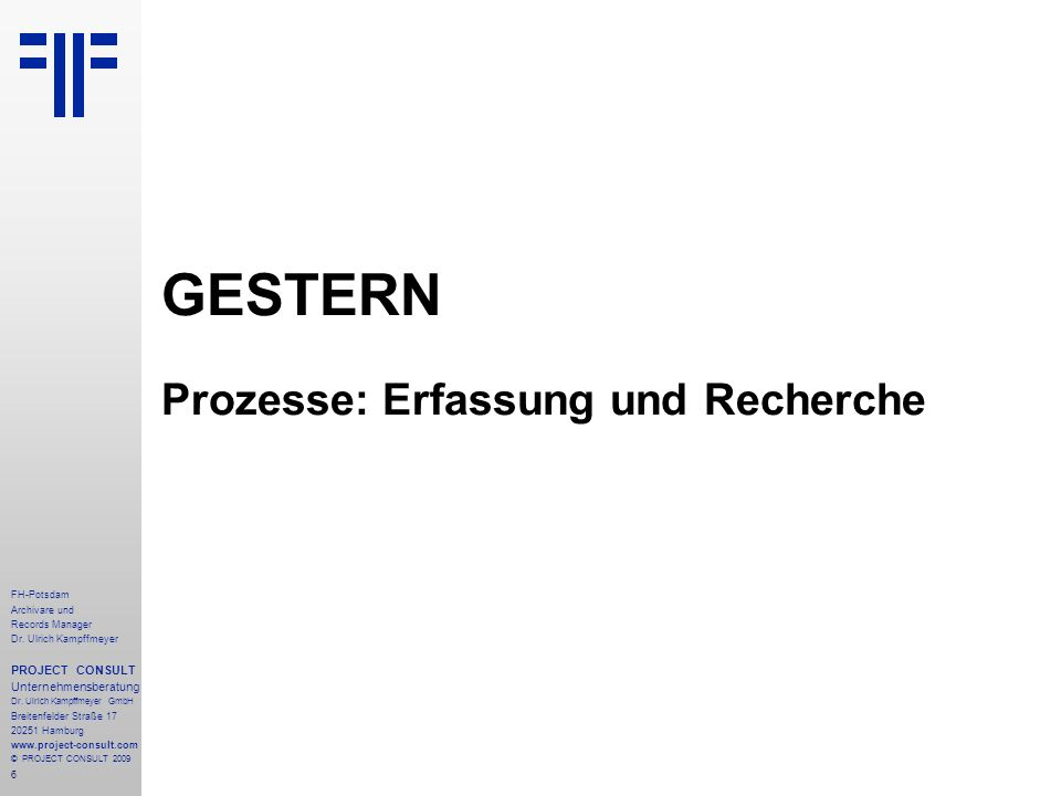 17 FH-Potsdam Archivare und Records Manager Dr.