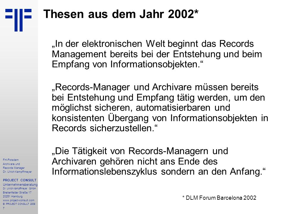 38 FH-Potsdam Archivare und Records Manager Dr.