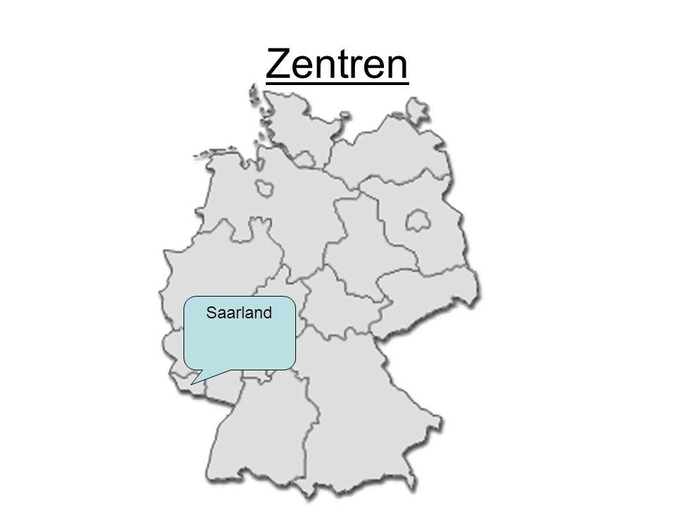 Zentren Saarland