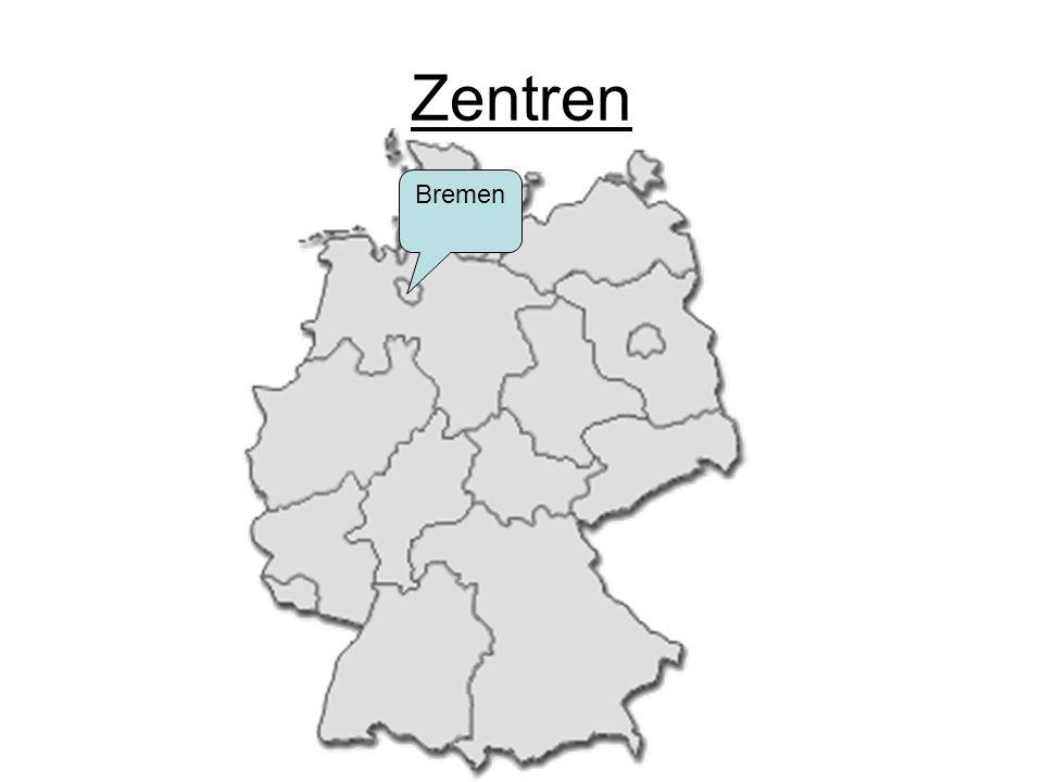 Zentren Bremen