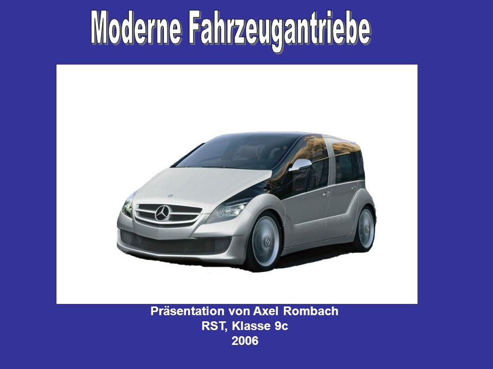 Präsentation von Axel Rombach RST, Klasse 9c 2006