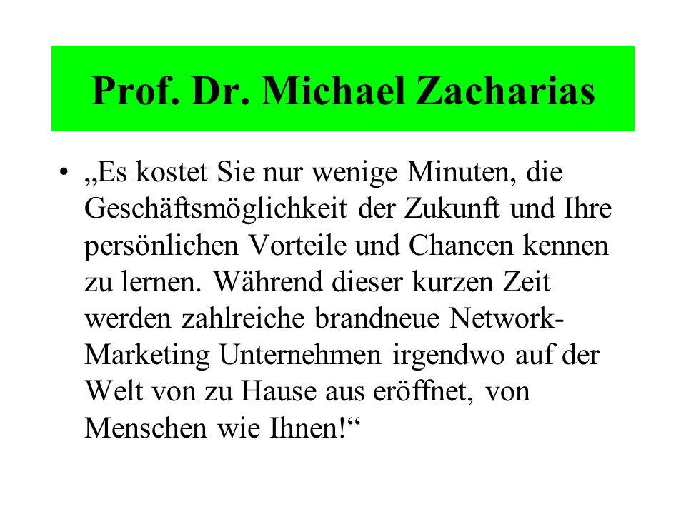 Fachhochschule Worms Prof. Dr. Michael Zacharias ist seit 1977 als Professor an der Fachhochschule Worms, Fachbereich European Business Management, Ha