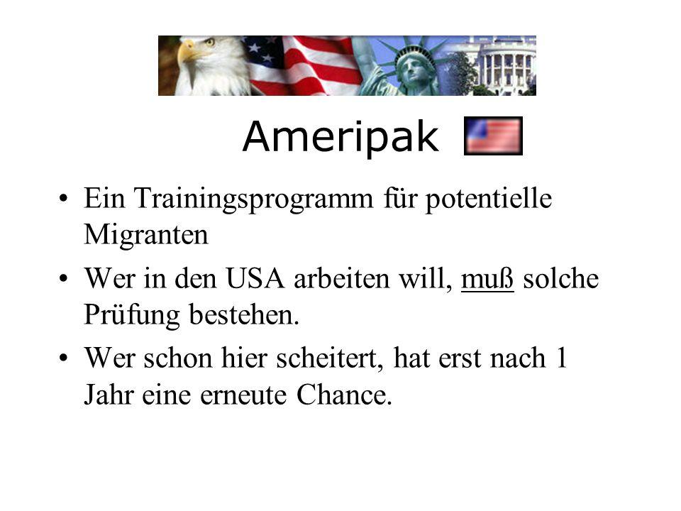 Pro Pak 299 US$ (250 ), 12 Monate, 7 Sprachen u. Kinderprogramm (englisch) + Business Englisch, + PC-Kurs, Internet-Kurs, + AmeriPak + ACCEPT