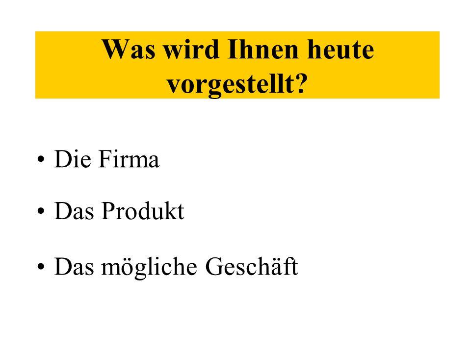 Direkte- und Team-Provisionen neu ab 02/2007