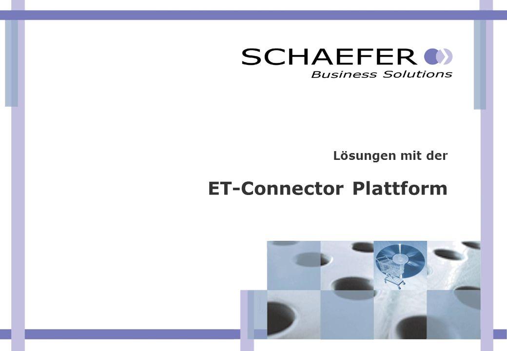 Lösungen mit der ET-Connector Plattform