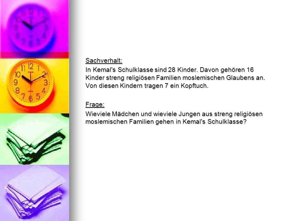 Sachverhalt: Kemal s Messerklinge hat eine Länge von 26 Zentimetern.